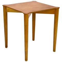 Portex Side Table by Hvidt & Mølgaard-Nielsen for Fritz Hansen, Denmark, 1950s