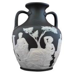 Portland Vase, Full Sized, Wedgwood, circa 1870