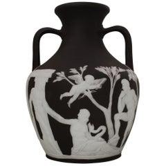 Portland Vase, Full Sized, Wedgwood, circa 1880