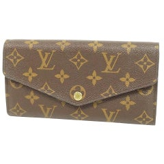 portofeuilles  Sarah  Womens  long wallet M60531 Leather