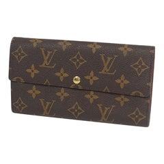 portofeuilles Sarah  Womens  long wallet M61725