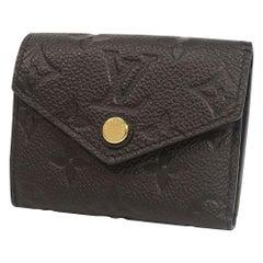portofeuilles  Victorine  Womens  long wallet M64060  noir