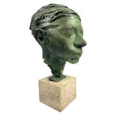 Portrait Bust by Tamas Szabo
