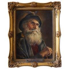 Portrait of a Bavarian Gentleman by Rosemary Gartner
