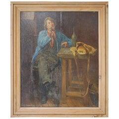 Portrait of a French Man/Henri Breard