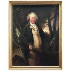 Portrait of a Sporting Gentleman by John Green, circa 1770