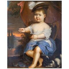 Portrait of a Young Boy, Dutch School