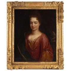 Portrait of an Elegant Woman, 17th Century