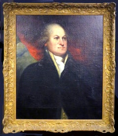 Portrait of Frederick Augustus Berkeley 5th Earl of Berkeley English, Circa 1800