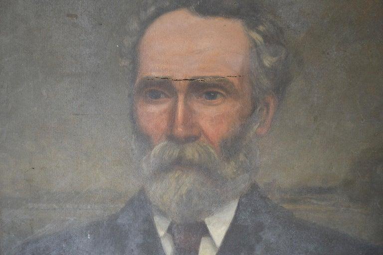 Edwardian Portrait of Pate McPhun, John Watson, 1912