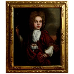 Portrait of Samuel Bagshawe