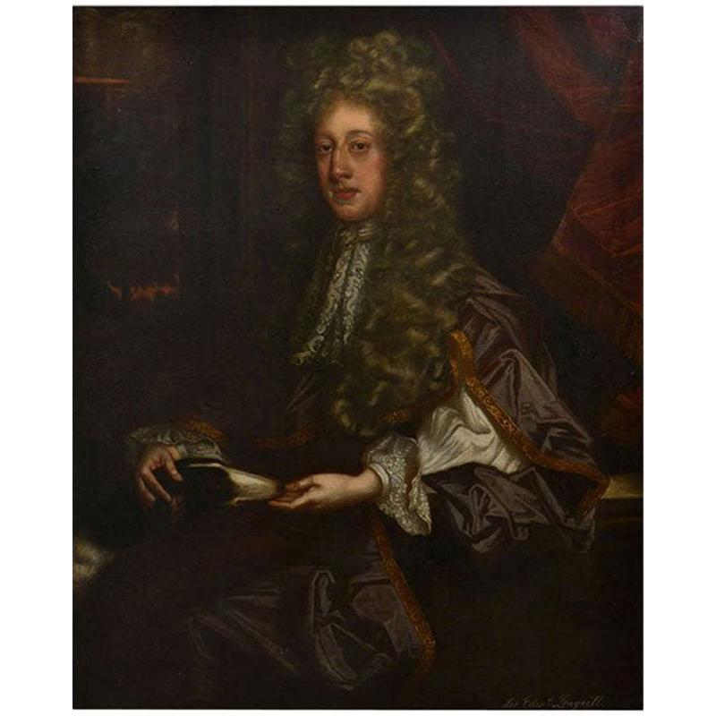Portrait of Sir Edward Longville