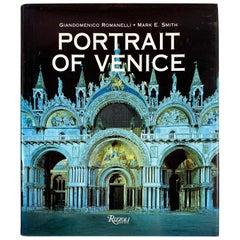 Portrait of Venice, Italian Architecture & Venetian Art Book Rizzoli 1st Edition