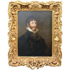 Portrait of Viscount Petersham by Peter Stroehling