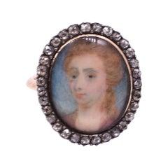 Portrait Ring of Sarah Churchill