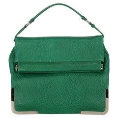 Ports 1961 Women  Handbags Green Leather