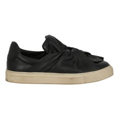 Ports 1961 Women  Sneakers Black Leather IT 38