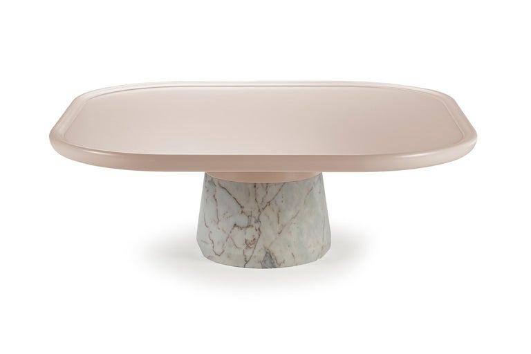 Poppy table is an emblem of nature and organic growth, behind this design lies an essence of naivety effortlessly found within natural forms. Poppy tables are a finely tuned example of how we find elegance within the immediate flow of