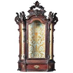 Portuguese Oratory 18th Century Palisander Wood