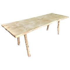 Portuguese Primitive Farm Table
