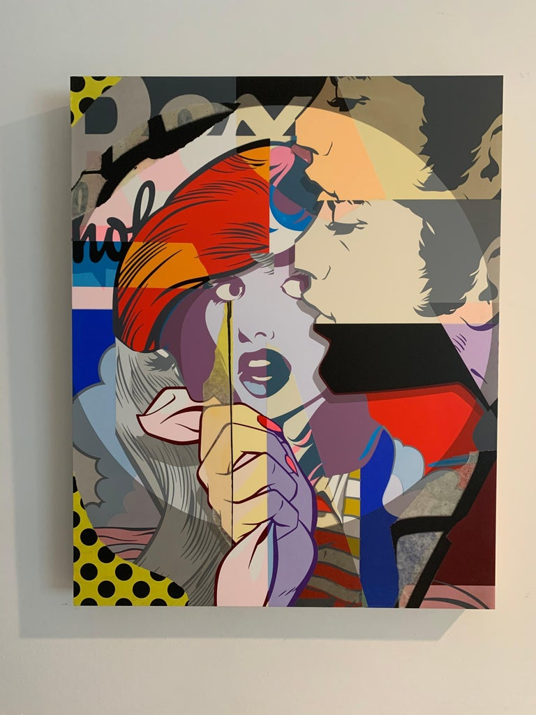 Couples Therapy 3 (Grey HPM) - Print by POSE