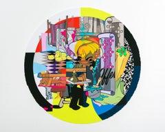 POSE (Jordan Nickel) - Both Ends  - Urban Graffiti Street Art