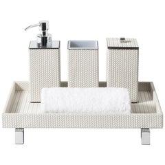 Poseidon Square Bathroom Set