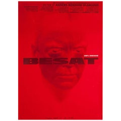 """Possessed"" 1999 Danish A1 Film Poster"