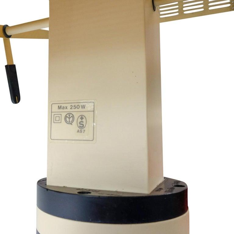 Post Modern Classic XL Artemide Shogun Floor Lamp by Mario Botta, 1980s For Sale 1