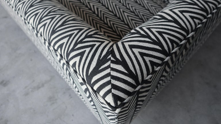 Post Modern Illuminated Base Sofa by Steve Chase For Sale 3