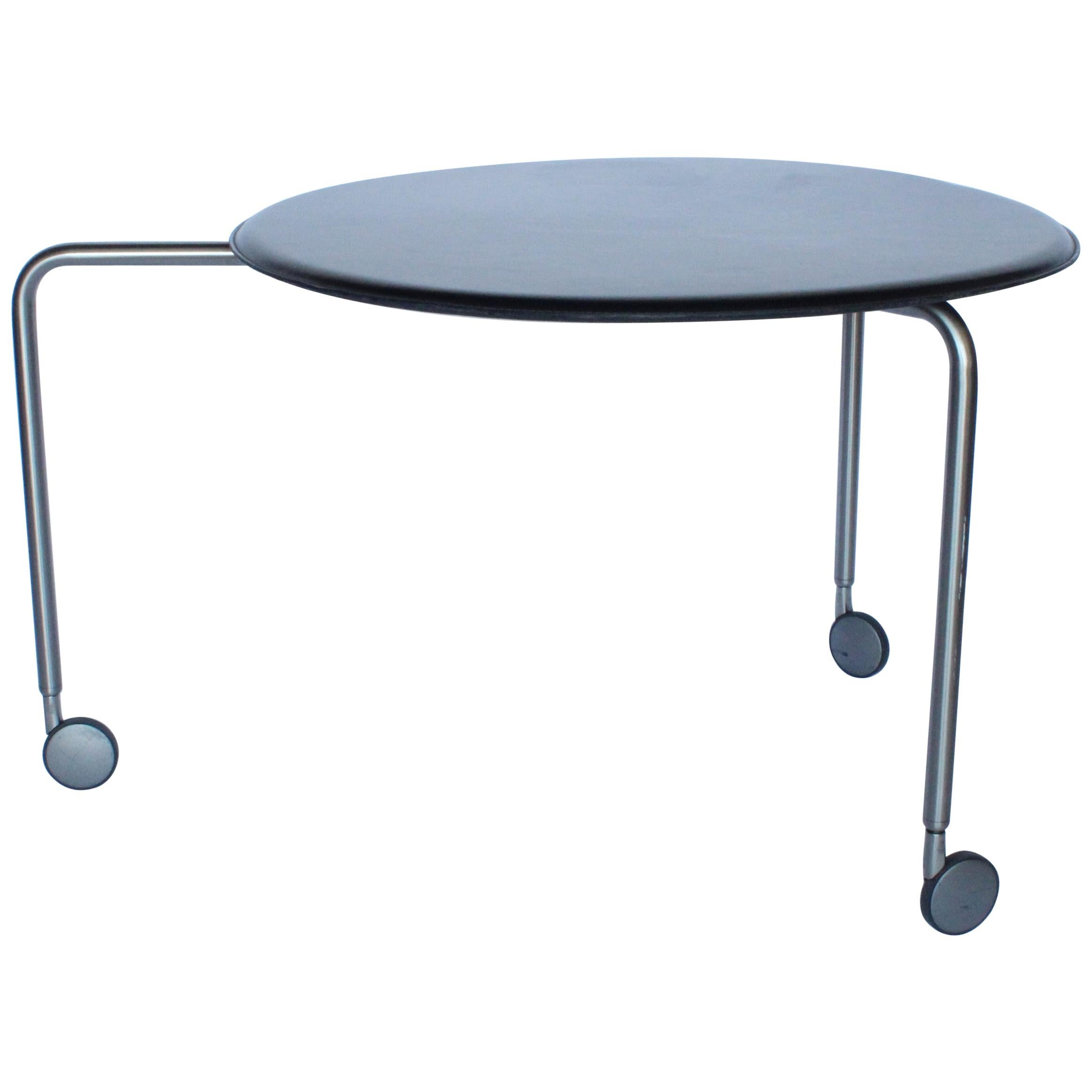 Postmodern Italian Bar Cart, Table