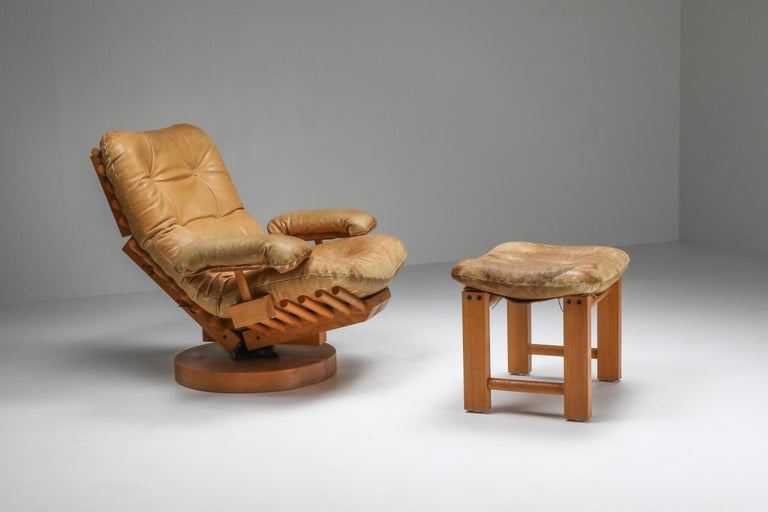 Postmodern Koala Lounge Chair By O F Blaha For Sale At 1stdibs