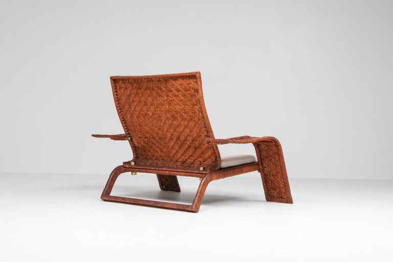 Postmodern lounge chair by Marzio Cecchi for Studio Most.
