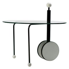 Postmodern Side Table by Michele De Lucchi