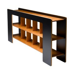 Post-Modern Sideboard with Shelves by Pamio and Toso