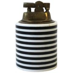 Postmodern Black and White Acrylic Lighter