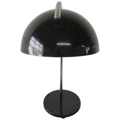 Postmodern Black Desk Table Task Lamp