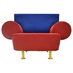 Postmodern Chair from the 'Prisma' collection, Milo Baughman for Thayer Coggin