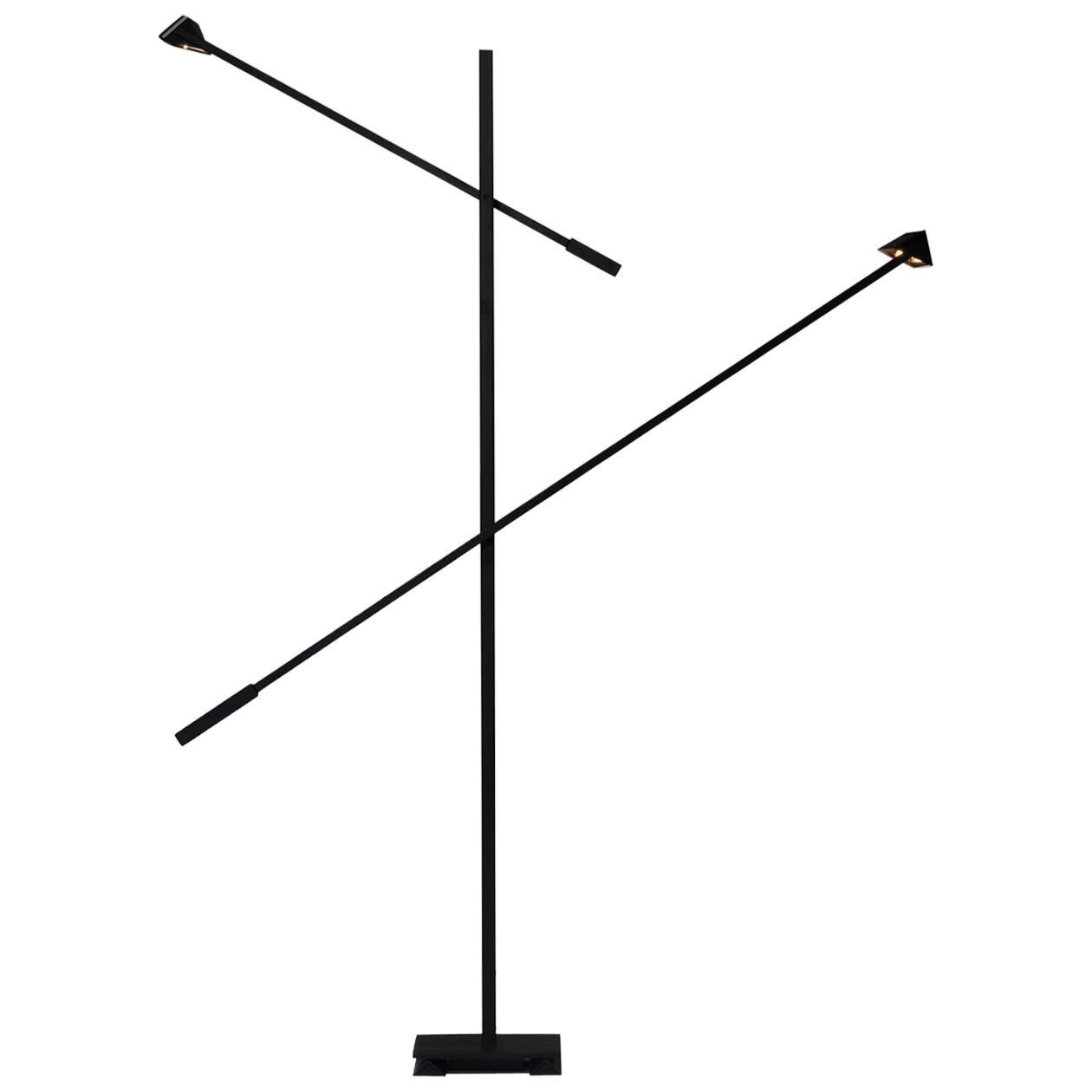 Postmodern Italian Floor Lamp