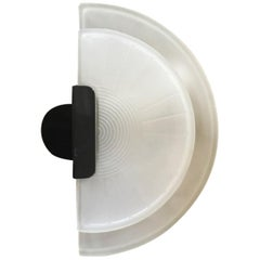 Postmodern Italian Wall Light, 1980