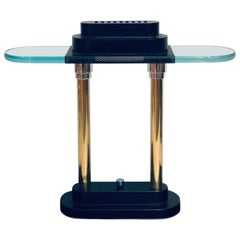 Postmodern Memphis Era Table/Desk Lamp by Robert Sonneman