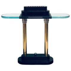 Postmodern Memphis Era Table/Desk Lamp by Robert Sonneman