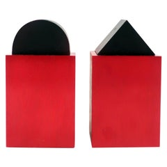Postmodern Red Salt and Pepper by David Tisdale for Elika