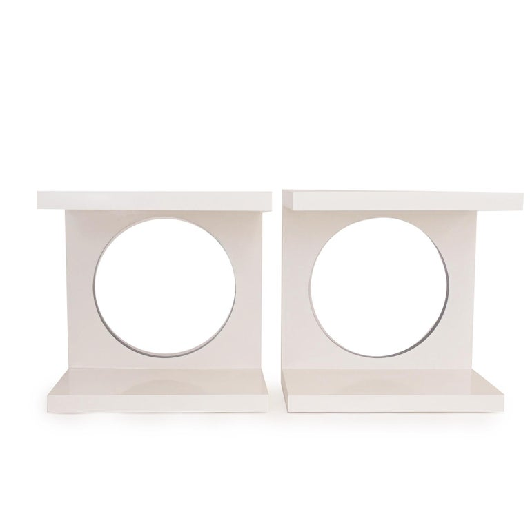 Post-Modern Postmodern Side Tables For Sale