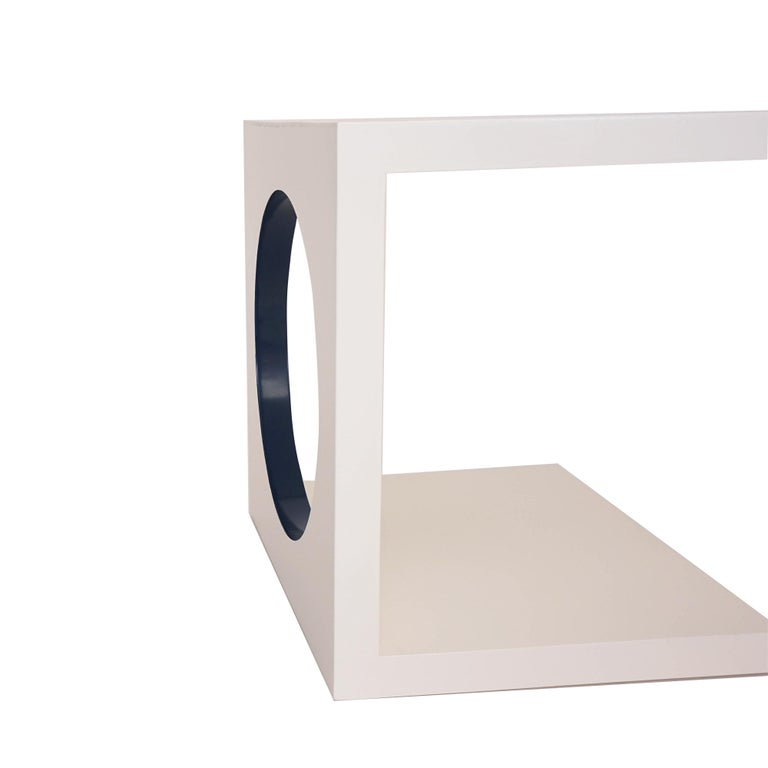 Contemporary Postmodern Side Tables For Sale