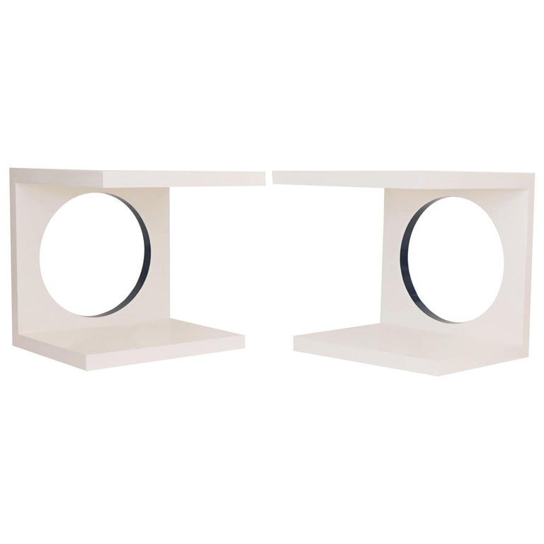 Postmodern Side Tables For Sale