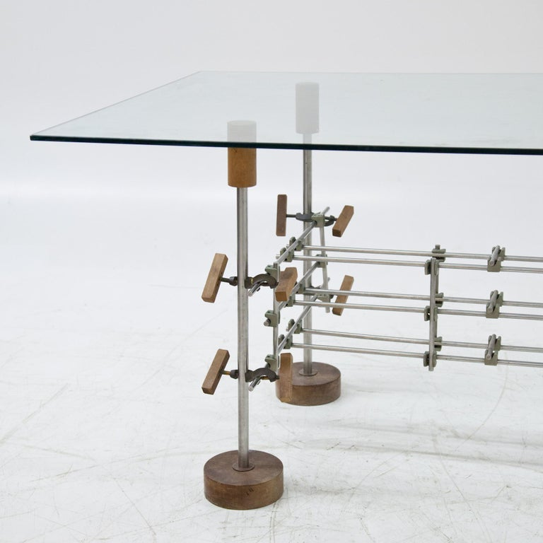 Post-Modern Postmodern Table, Late 20th Century For Sale