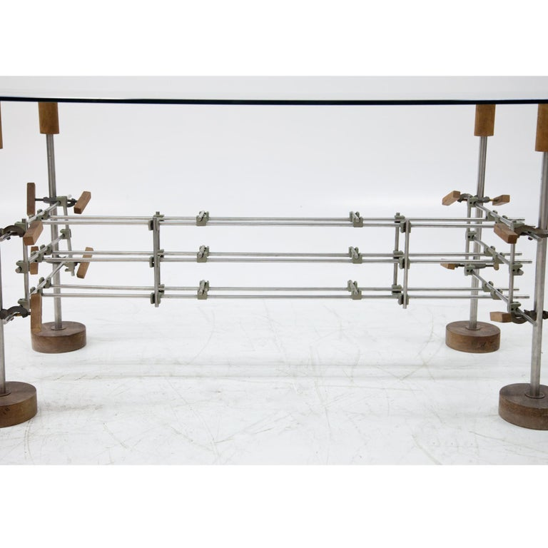European Postmodern Table, Late 20th Century For Sale