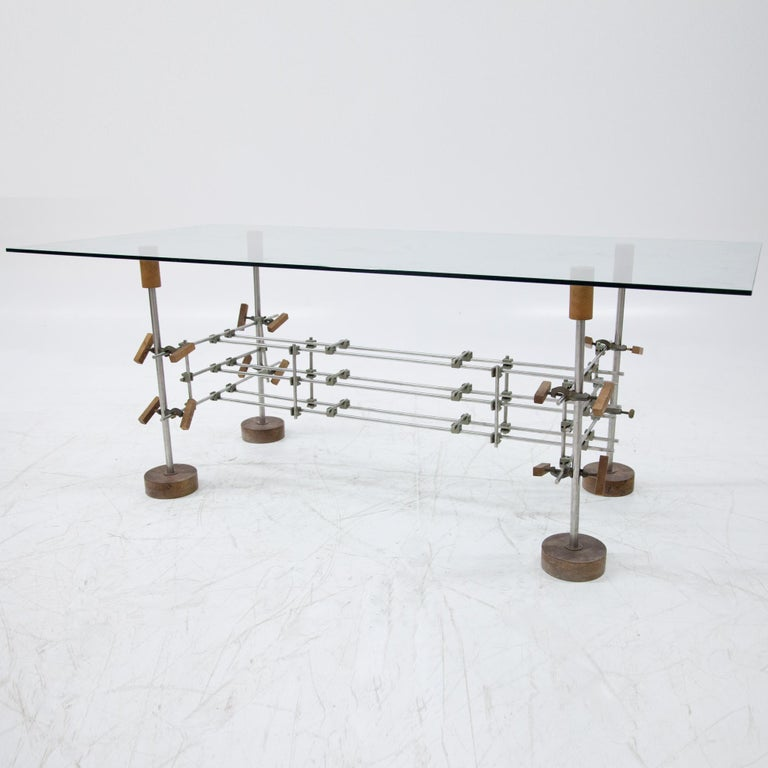 Postmodern Table, Late 20th Century For Sale 2