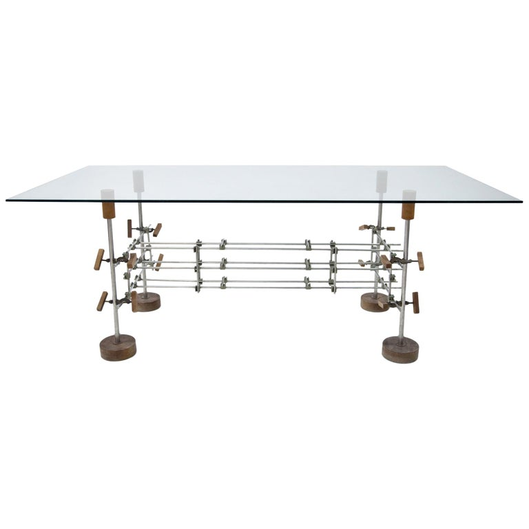 Postmodern Table, Late 20th Century For Sale